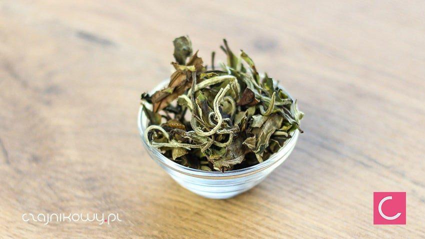 Herbata biała Pai Mu Tan 50g