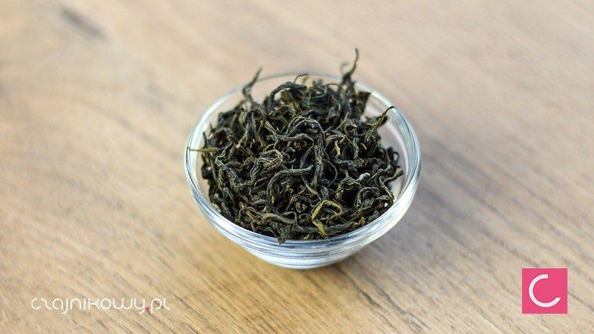 Herbata zielona Green Mao Feng 50g organiczna